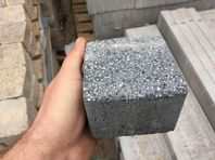 SMALL CHARCOAL SHOTBLAST BLOCKPAVING 234 NO